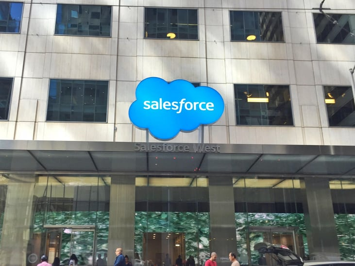 Salesforce donne de la voix à son CRM
