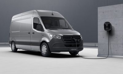 Mercedes premi What Car? Van Awards