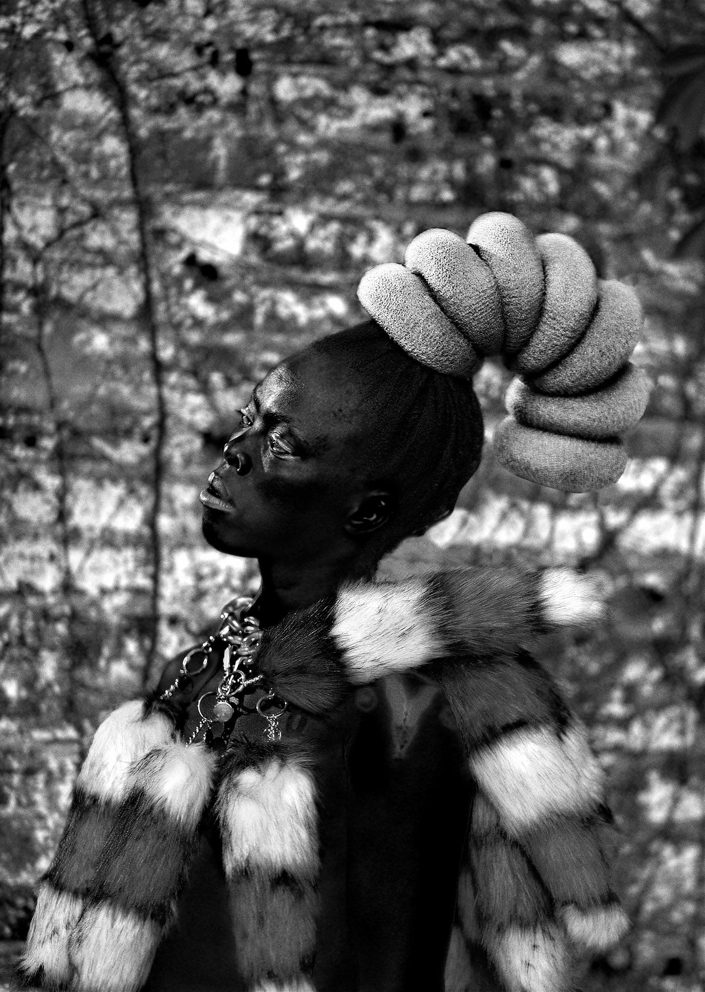 """Senzekile II, Cincinnati"" (2016), © Zanele Muholi, courtesy of Stevenson Gallery, Cape Town/Johannesburg, and Yancey Richardson Gallery, New York"