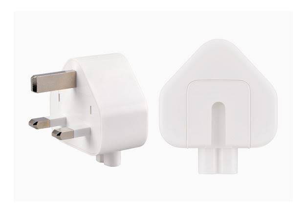Apple power adapters recalled because they risk shocking people