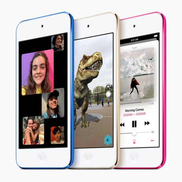 Apple announces new iPod touch for $199