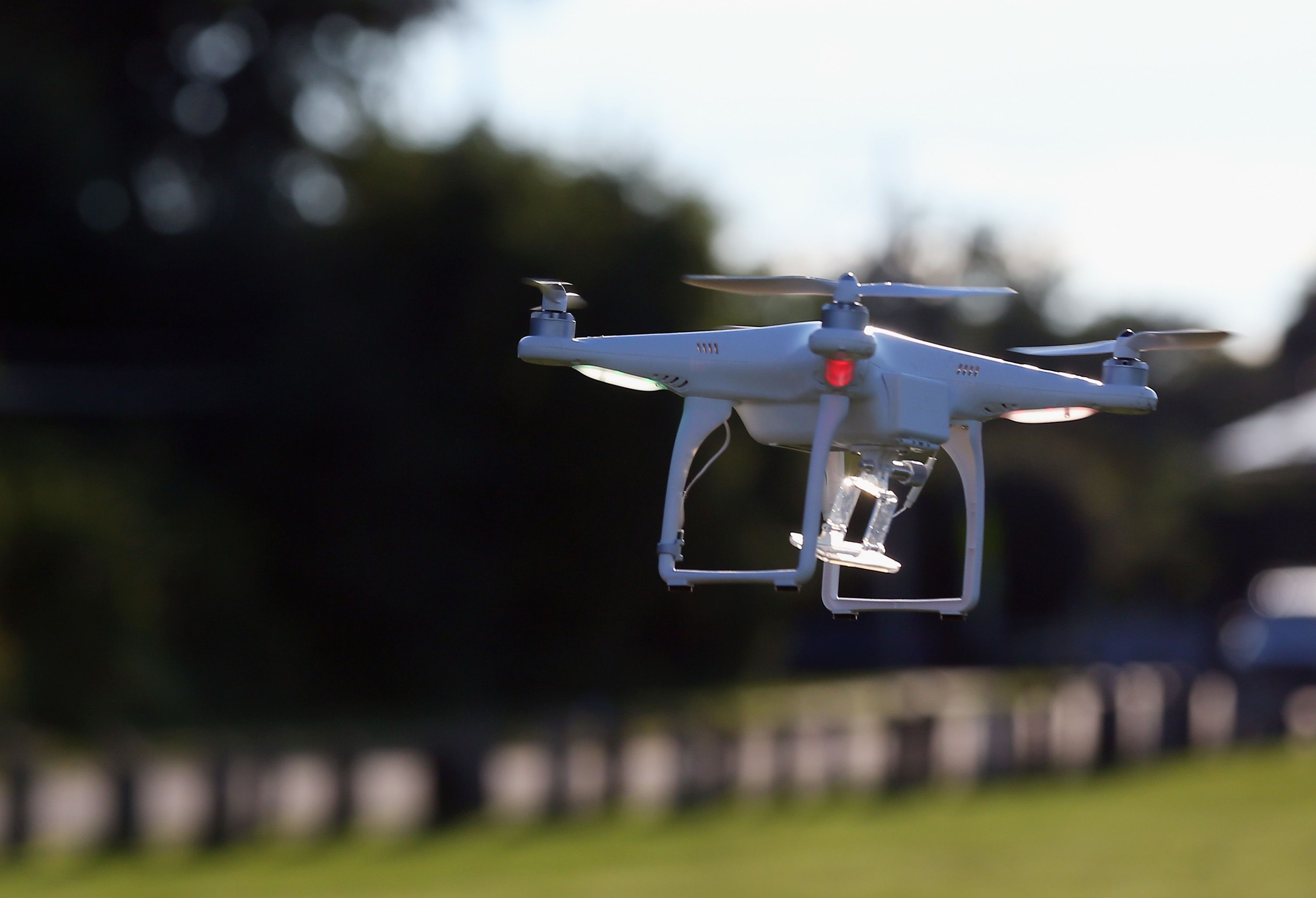 Drone flies a kidney to a transplant patient for the first time ever