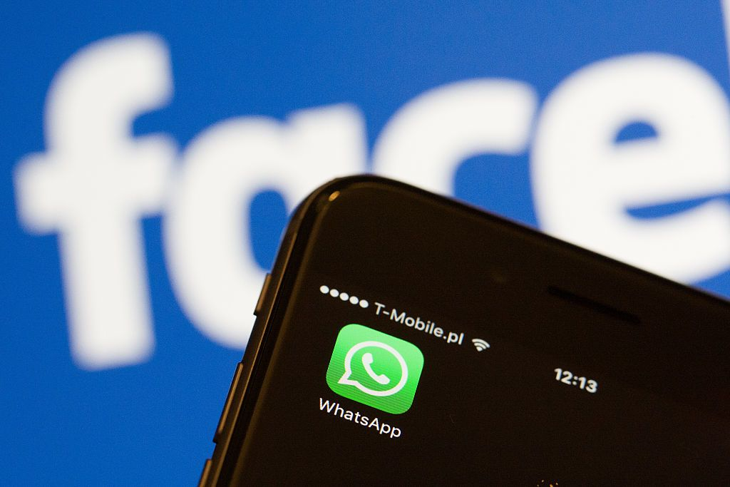 Facebook chooses London as base to develop WhatsApp mobile payments