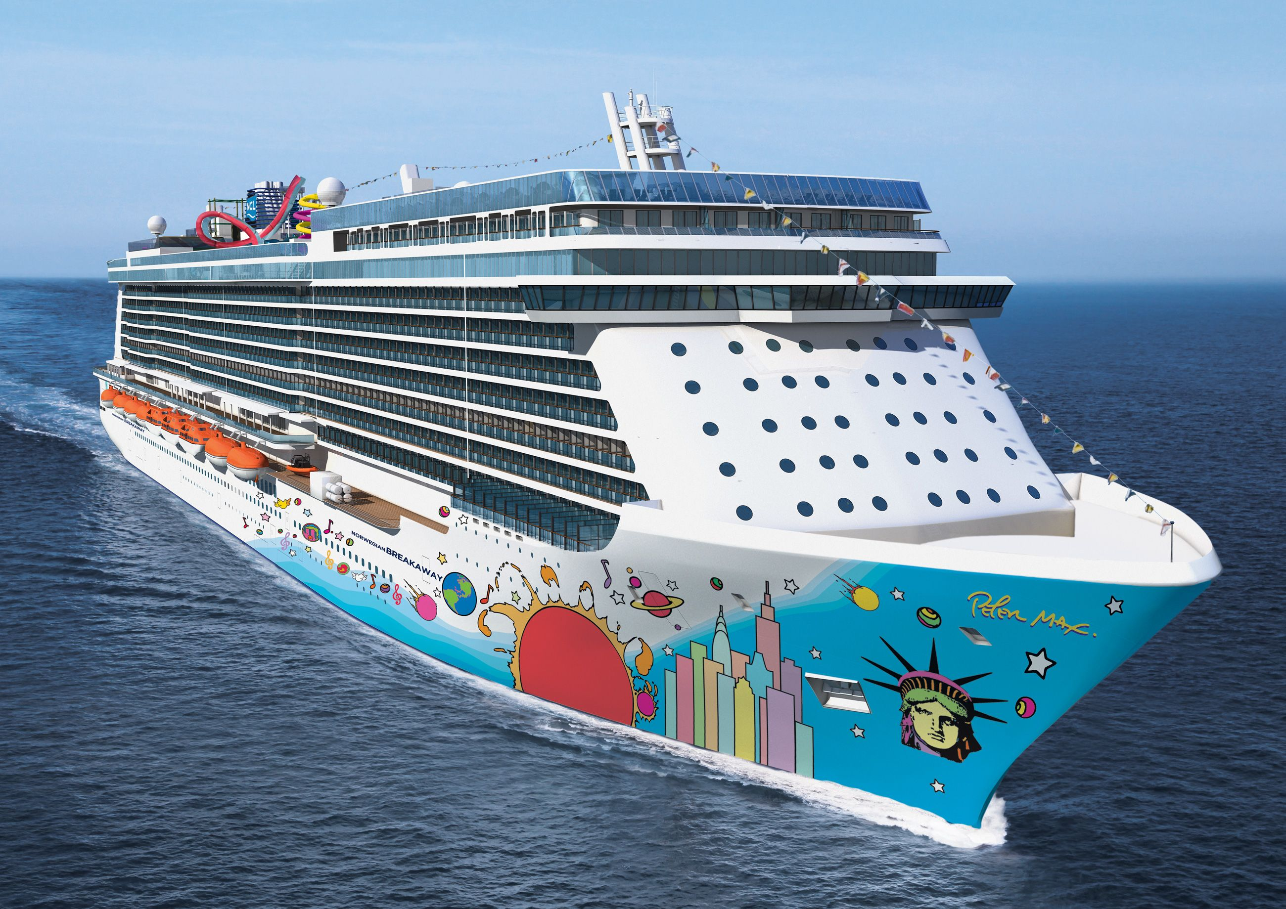 Norwegian Cruise Lines Breakaway