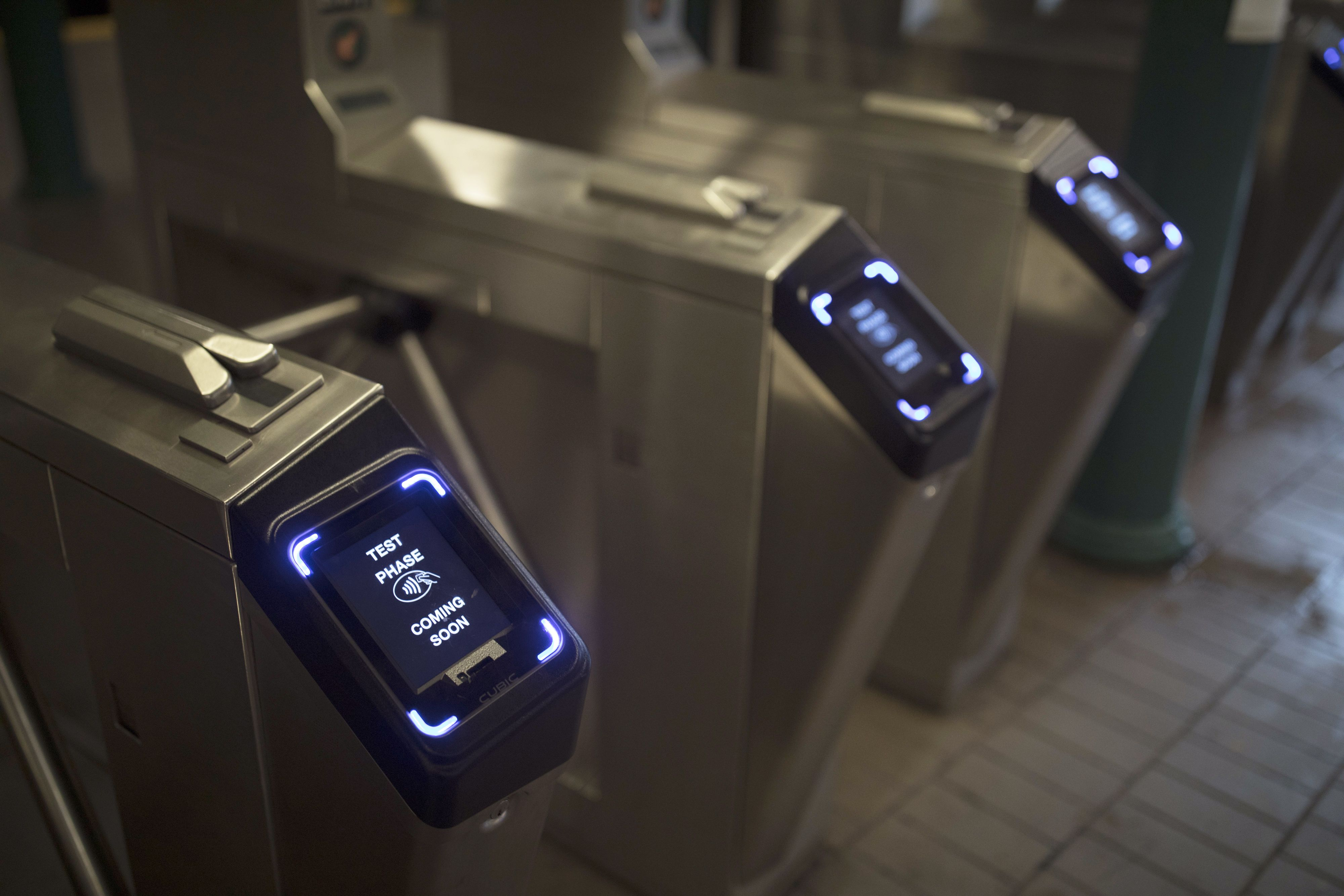 NYC subway riders can soon use their smartphones to enter stations