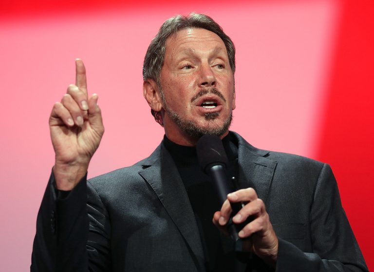 Oracle founder Larry Ellison crushed on Tesla investment this year