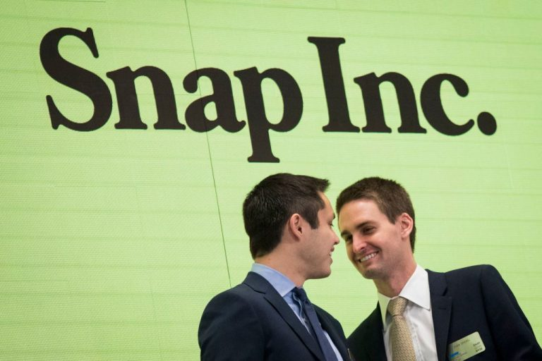 Snap names Derek Andersen as CFO