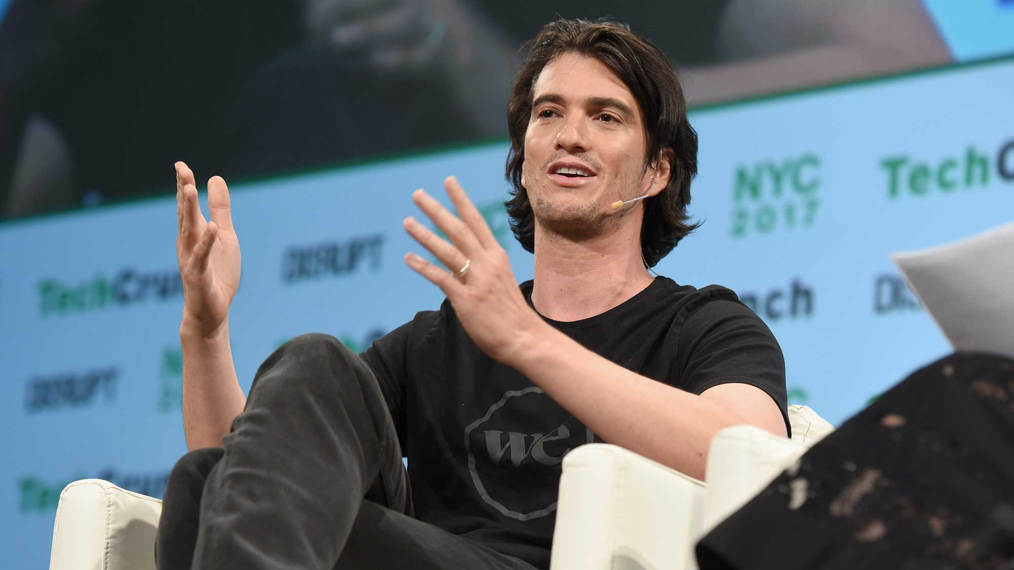 WeWork is starting a $3 billion fund to buy stakes in buildings