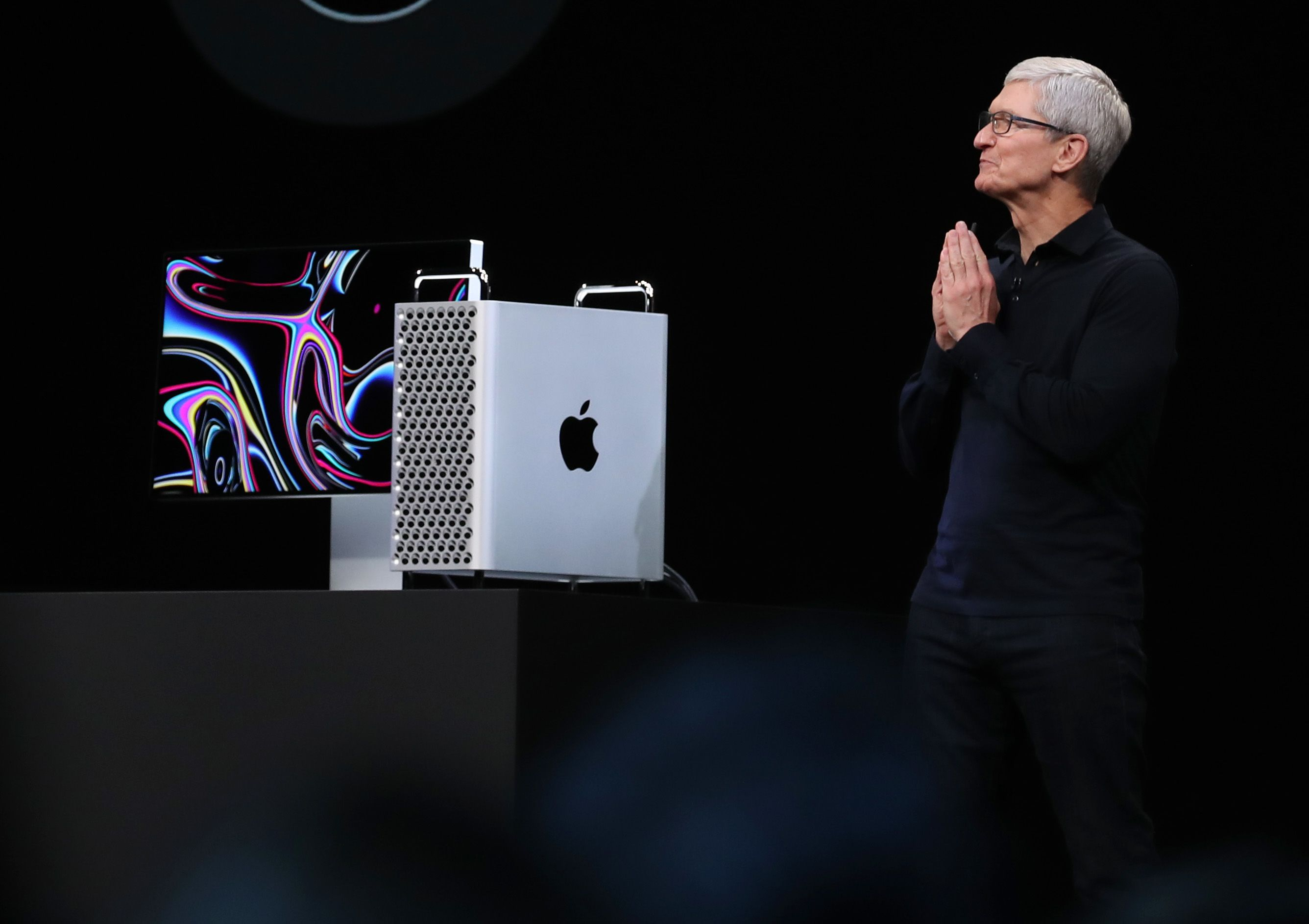 Apple moves Mac Pro production from the US to China