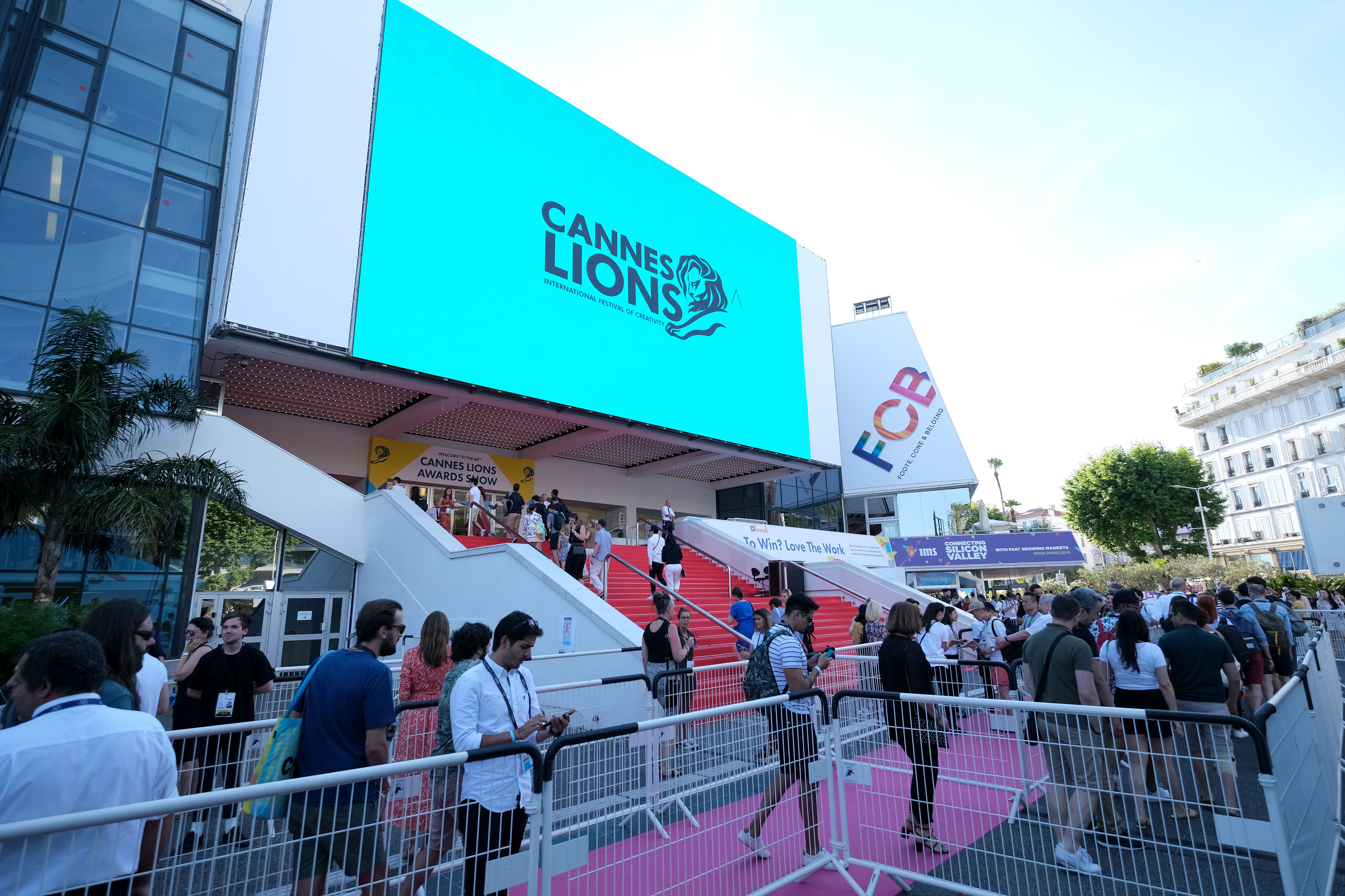 Cannes Lions 2019 trends: Facebook, Google, direct-to-consumer brands