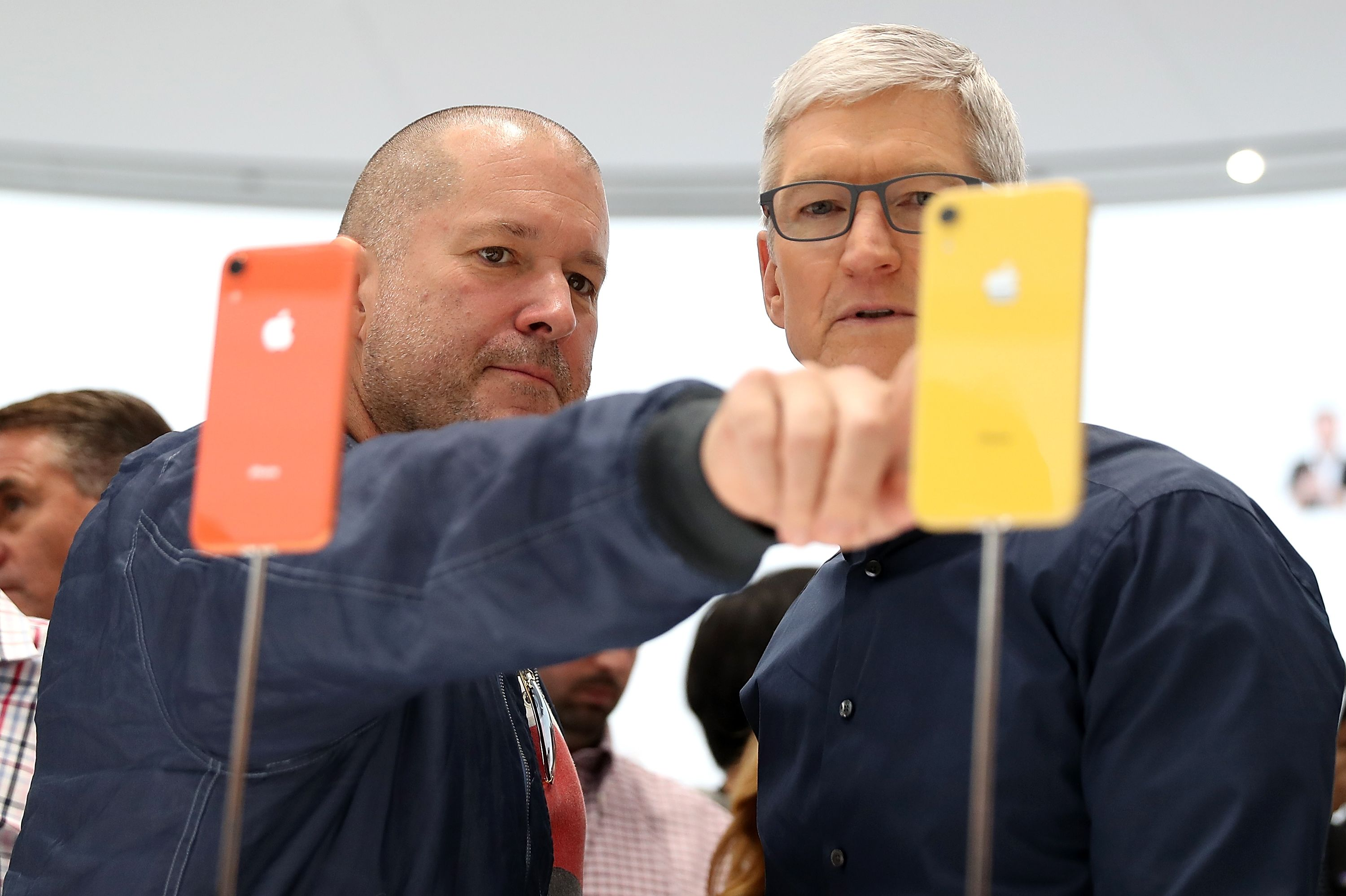 Foxconn can build iPhones for U.S. outside China
