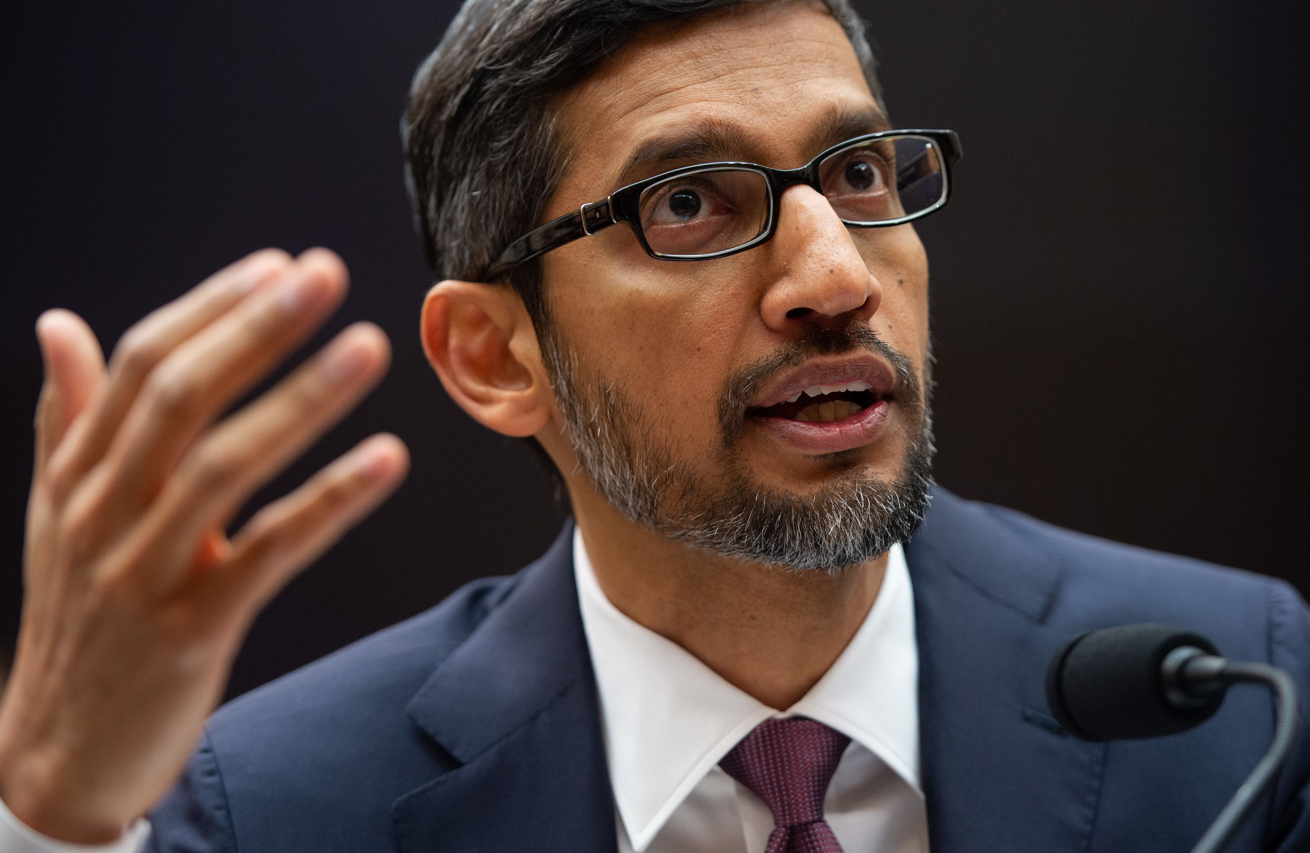 Google CEO says regulating tech could have 'unintended consequences'