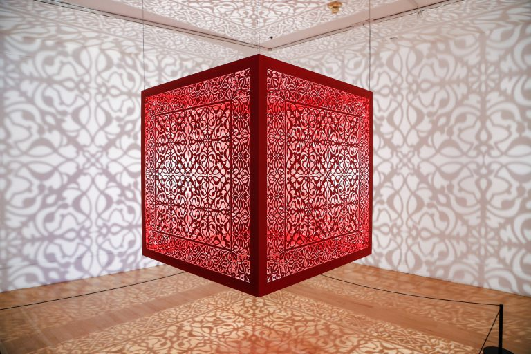Immersive Installations by Anila Quayyum Agha Are Brought to Life with a Squarespace Portfolio Site