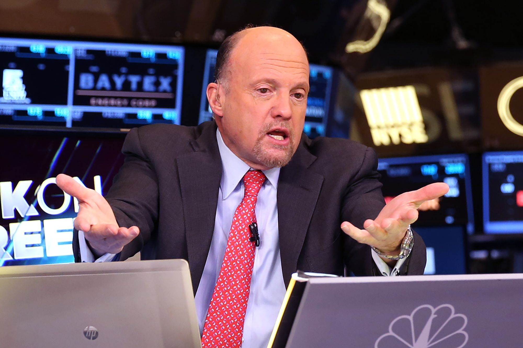 Cramer bullish on Snap as stock rockets 15% after earnings
