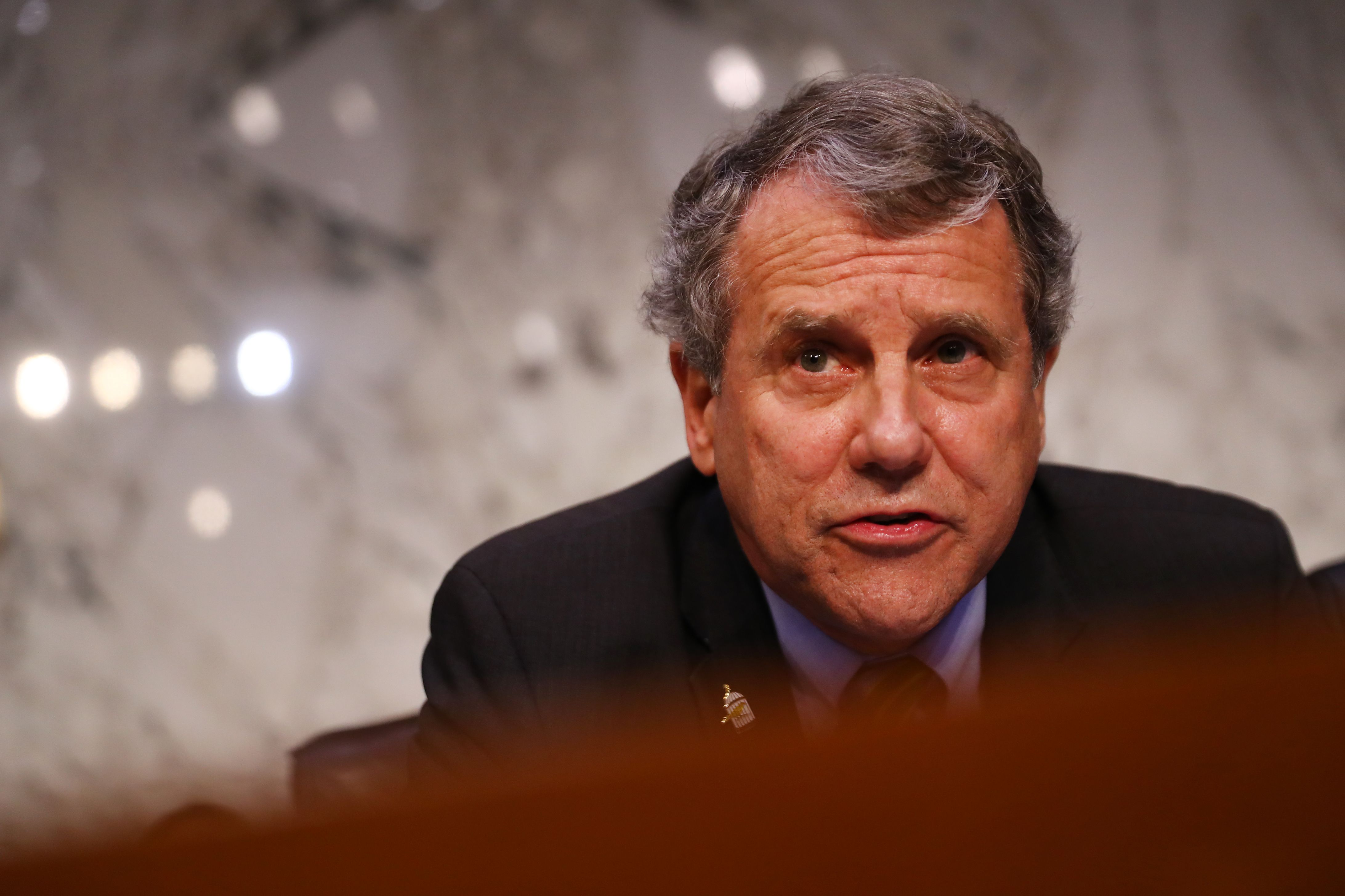 Sen. Sherrod Brown slams Facebook's cryptocurrency ambitions