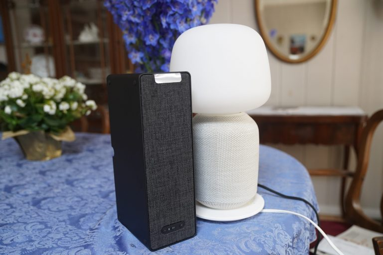 IKEA and Sonos team up for speaker/lamp combos. Sound good, not great.