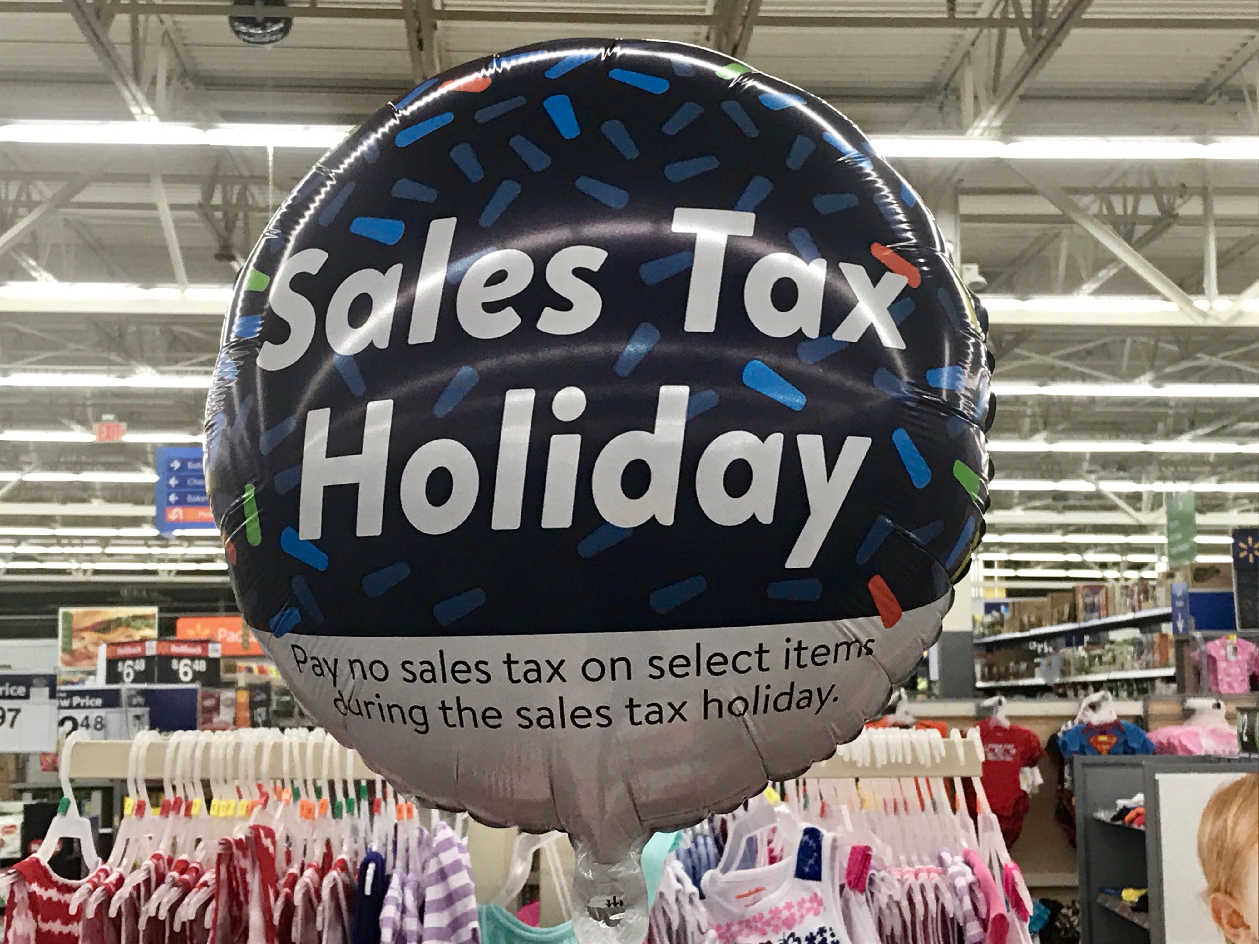States with back-to-school tax-free shopping