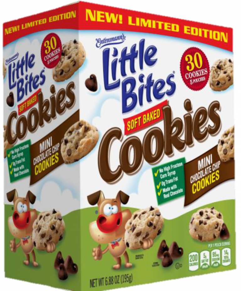 Entenmann's mini chocolate chip cookies recalled