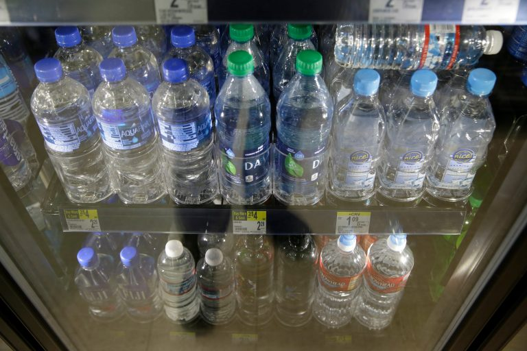 Plastic bottle sales banned at San Francisco airport