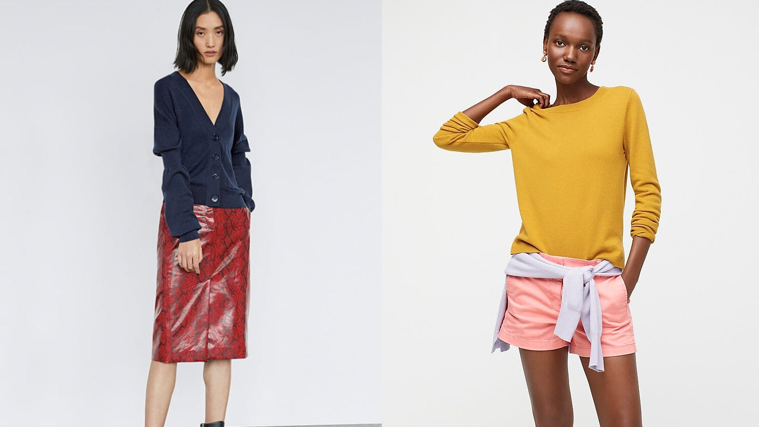 15 retailers having huge sales on clothes, shoes, and more