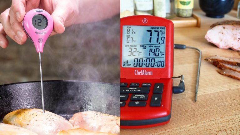 Thermoworks is having a huge sale on meat thermometers right now