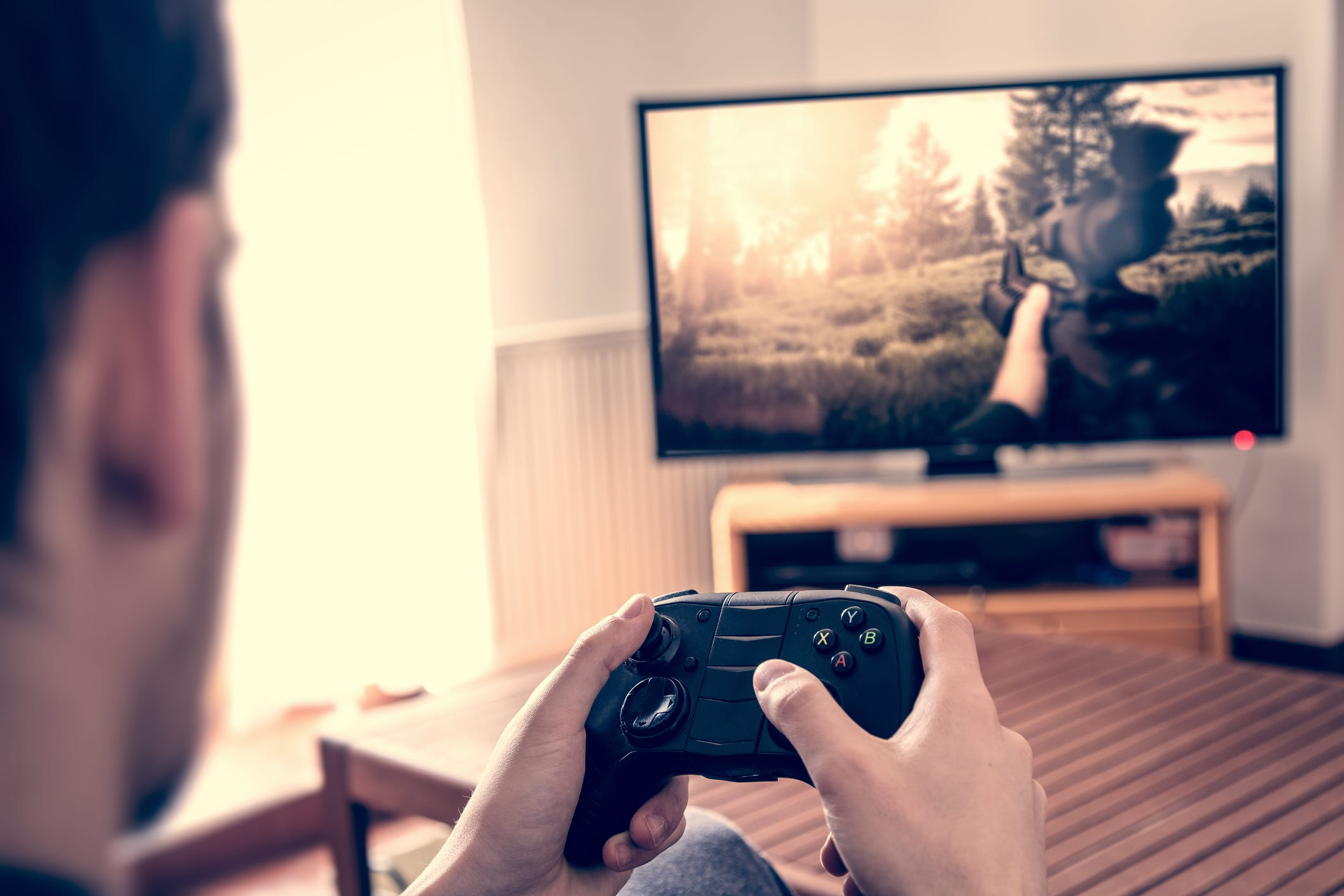 Do violent video games really drive people to commit mass shootings?