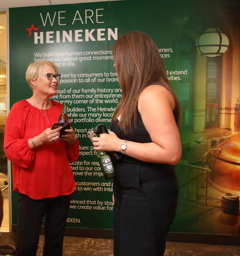 Beer and innovation mix for Heineken USA CEO Maggie Timoney