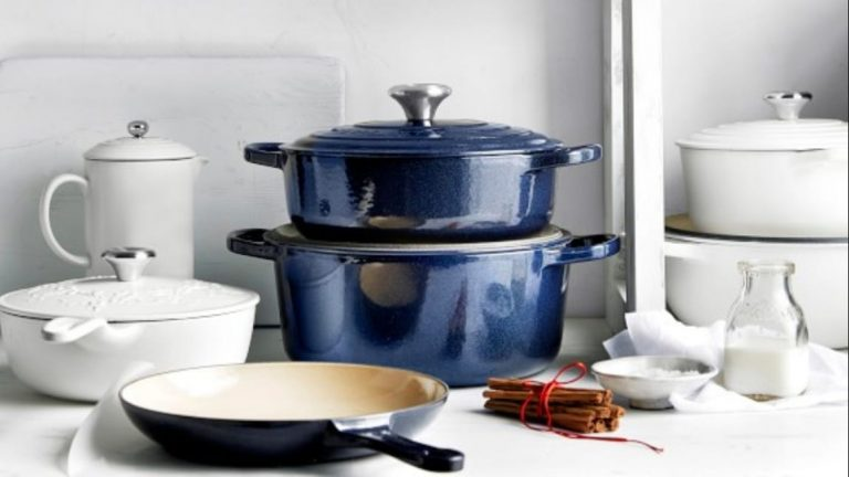Williams Sonoma is having an incredible sale on Le Creuset cookware right now