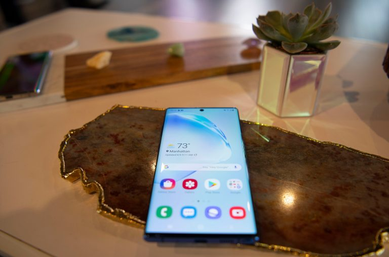 Samsung Galaxy Note 10 gains big battery loses headphone jack