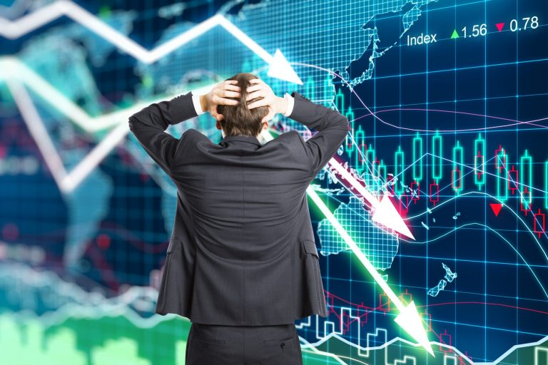 Stock markets are holding true to form in August by heading south
