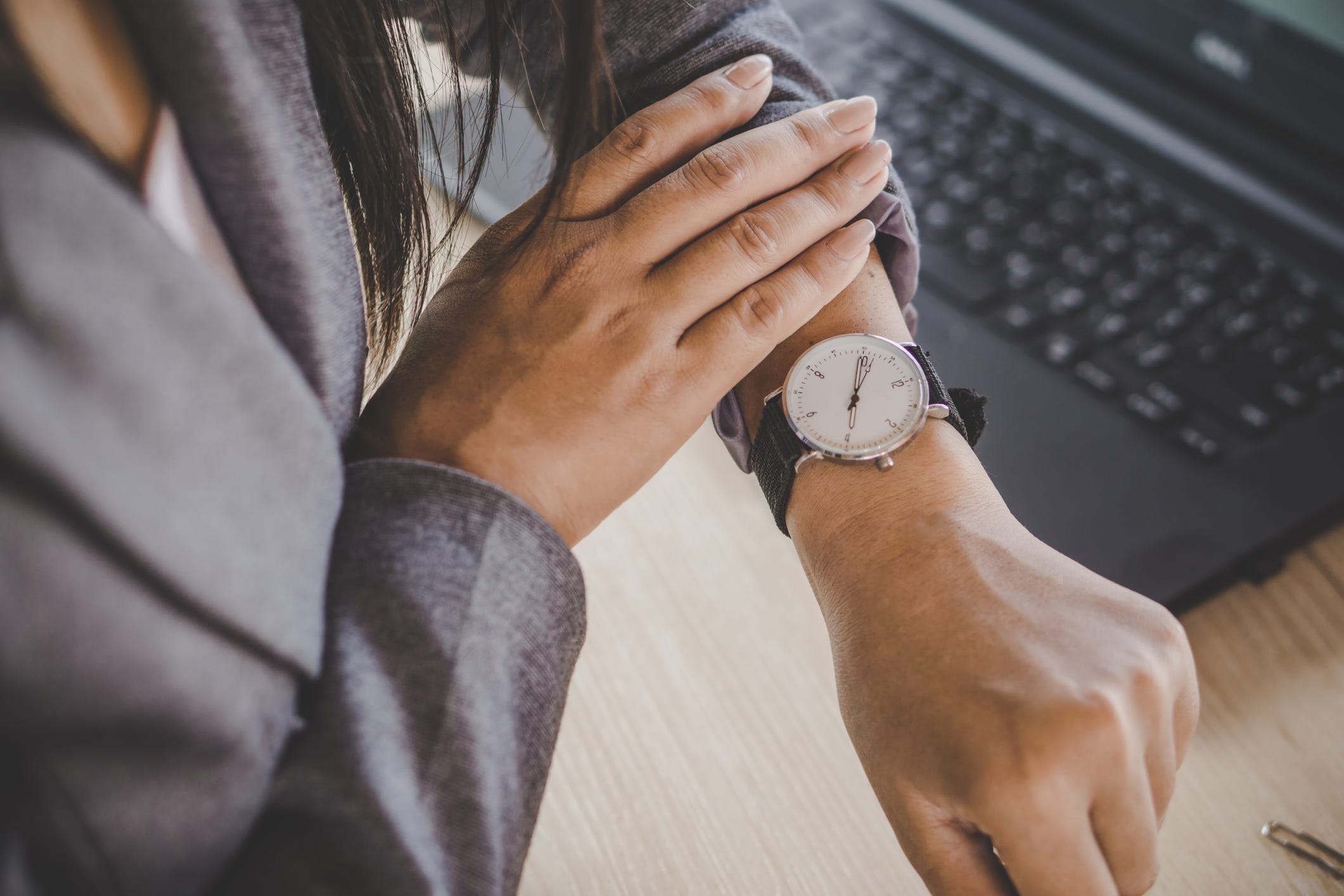 Tips for time management and how to avoid being late