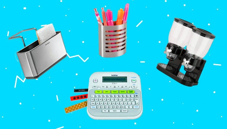 20 genius products on Amazon to help you stay organized
