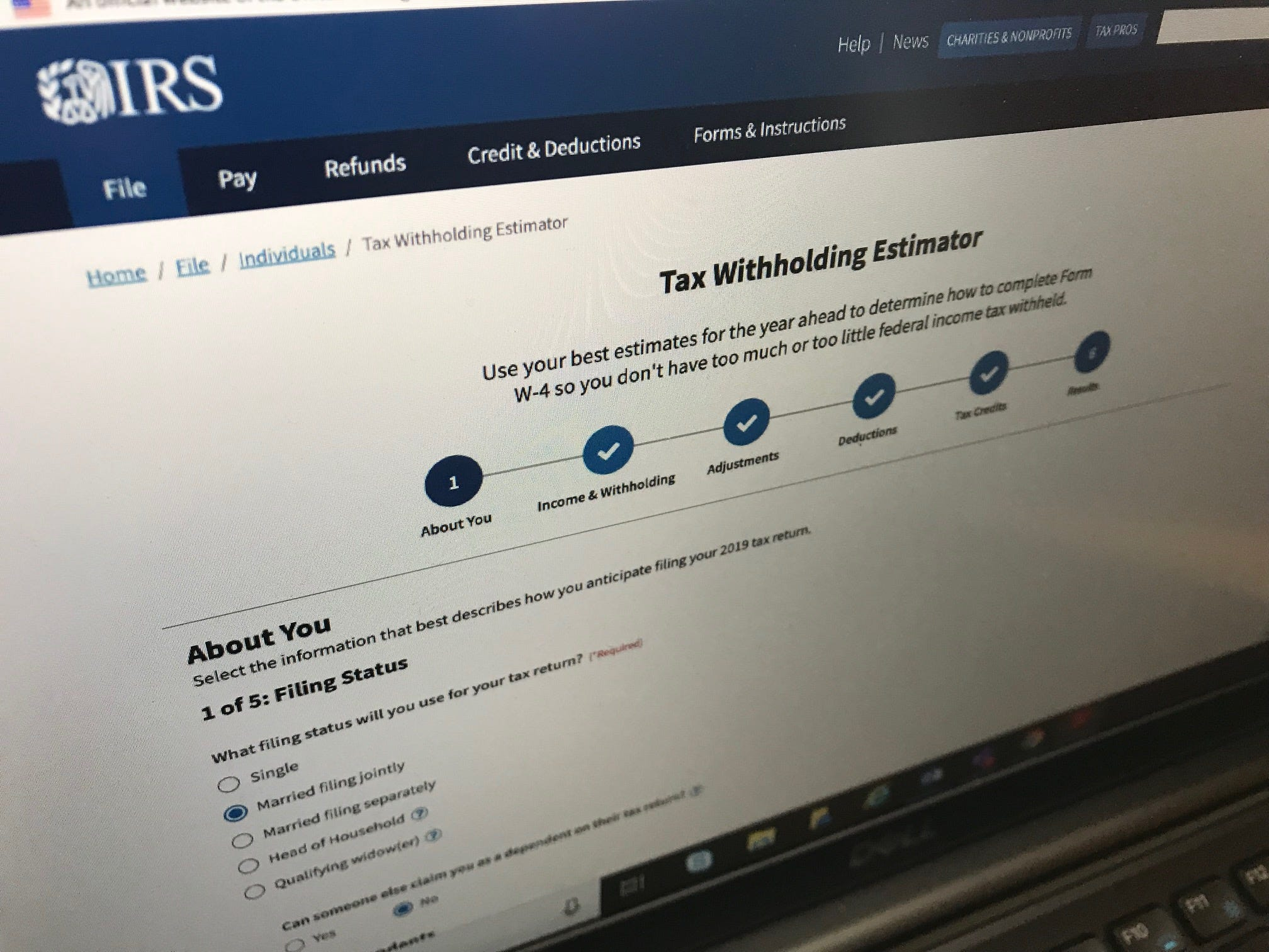 Want a bigger tax refund? New IRS estimator may help