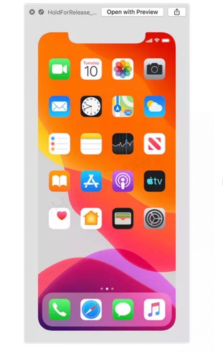 Apple's next iPhone - September 10th and 11, 11 Pro and 11 Pro Max names