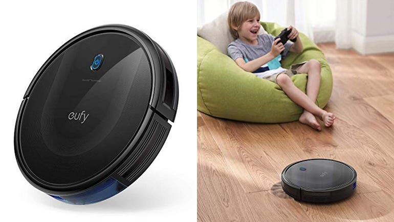 The Eufy RoboVac 11S Max is back at its lowest price—for now