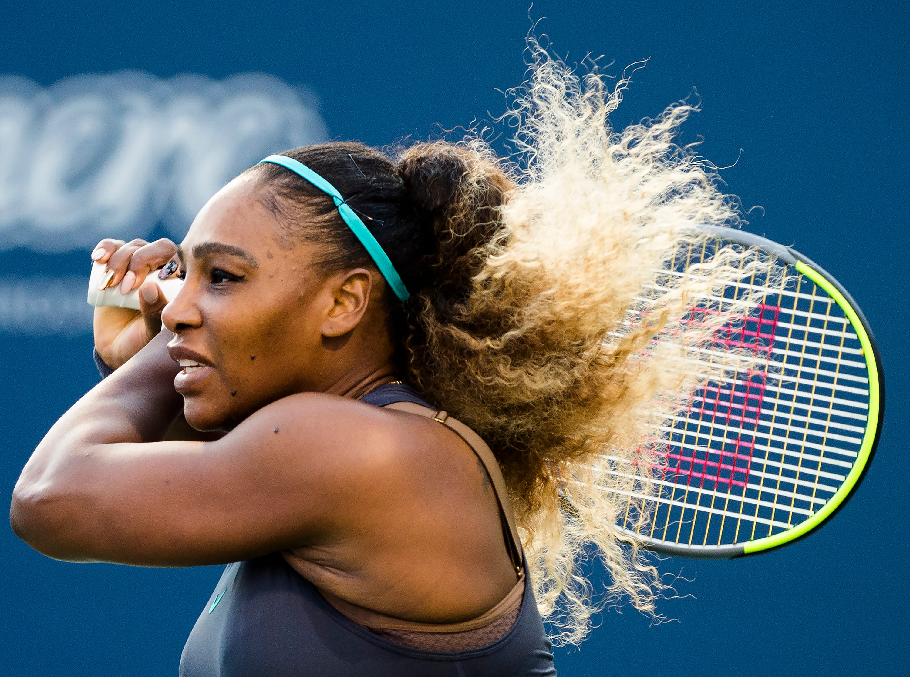 Serena Williams talks about another side of domestic abuse