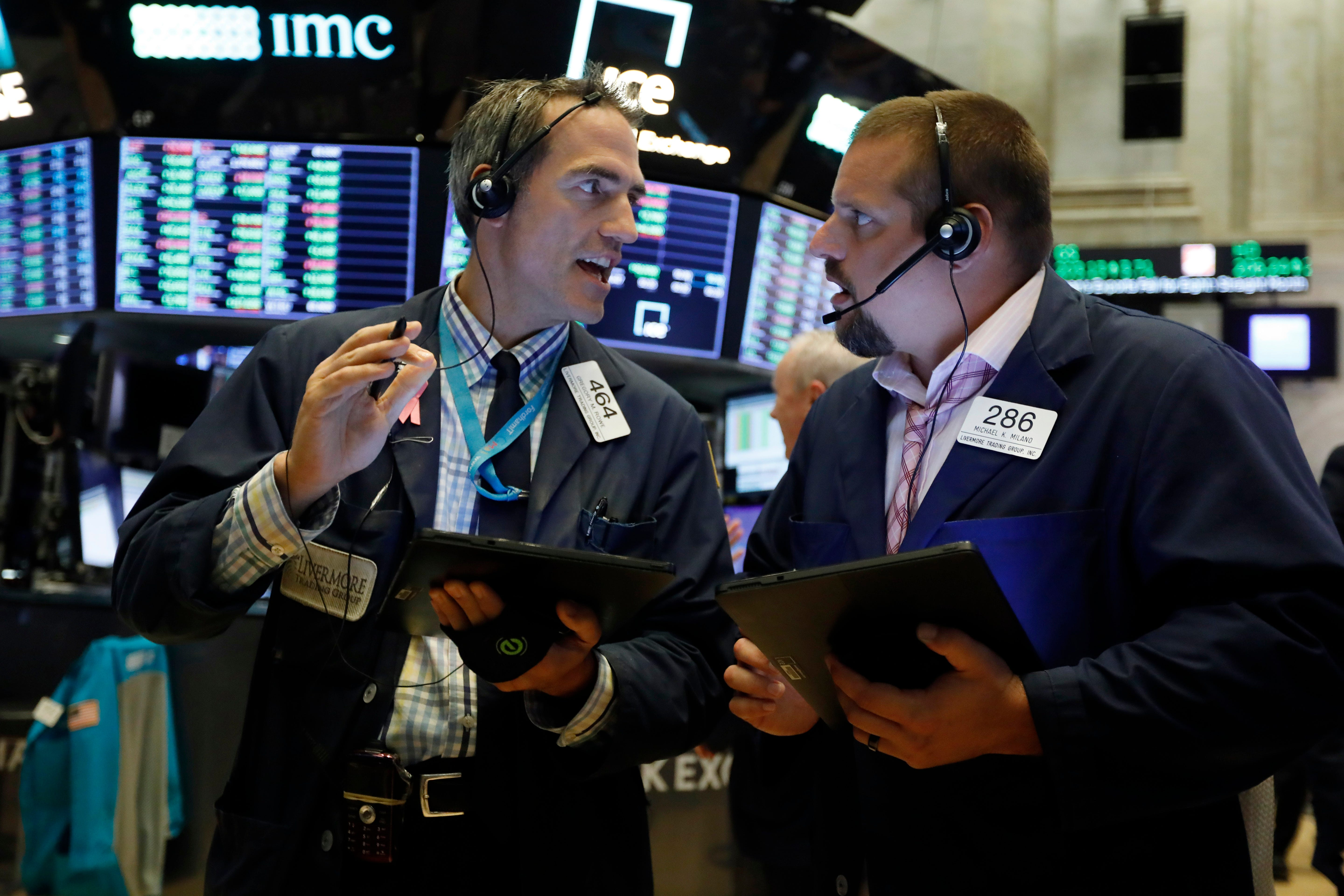 Dow, stocks plunge off US-China trade war remarks from Trump