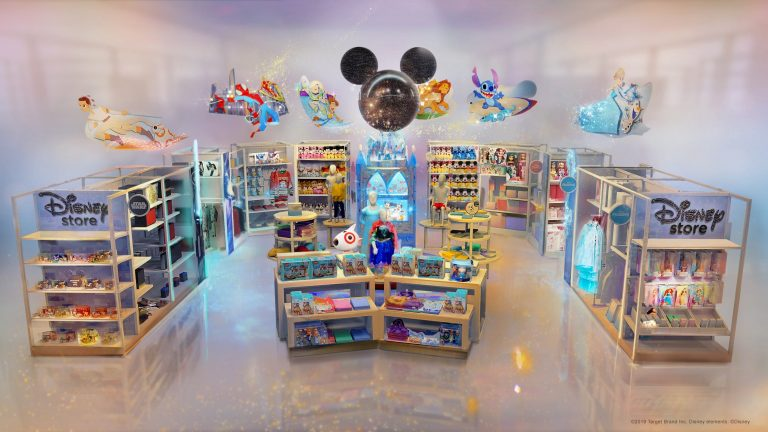 Target location near you may get Disney store in it