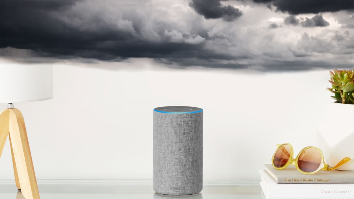 7 ways an Amazon Echo can help you in severe weather