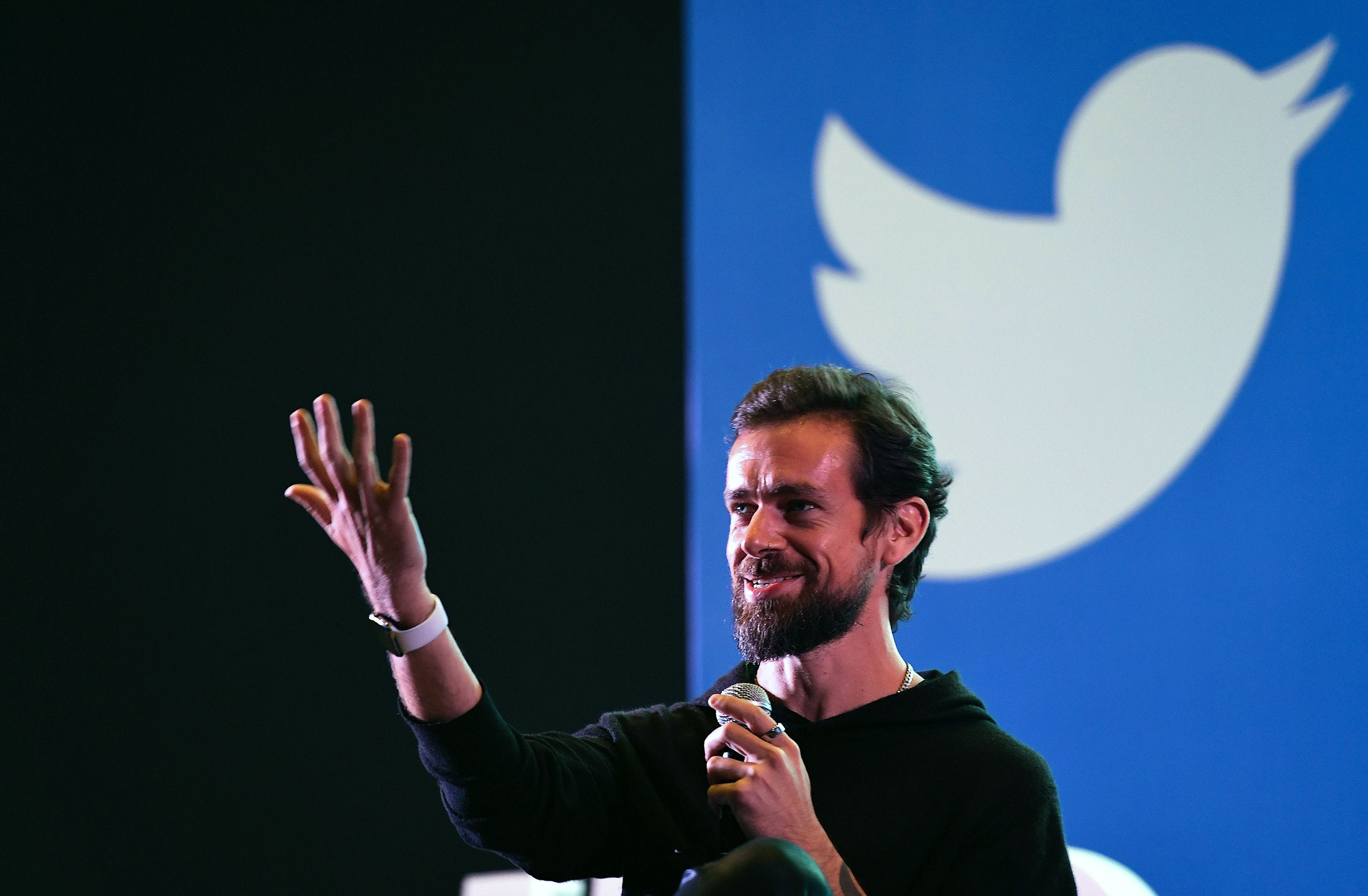 Twitter CEO Jack Dorsey's account hacked, but tweets now removed