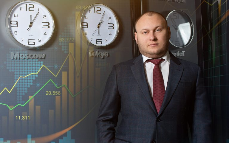 Bogdan Trotsko is a financier who knows everything about passive income