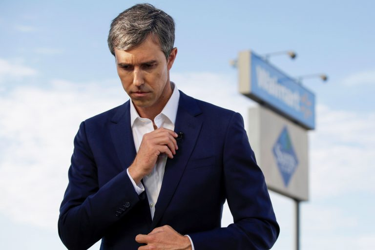 Beto O'Rourke goes after immunity for Big Tech after El Paso shooting