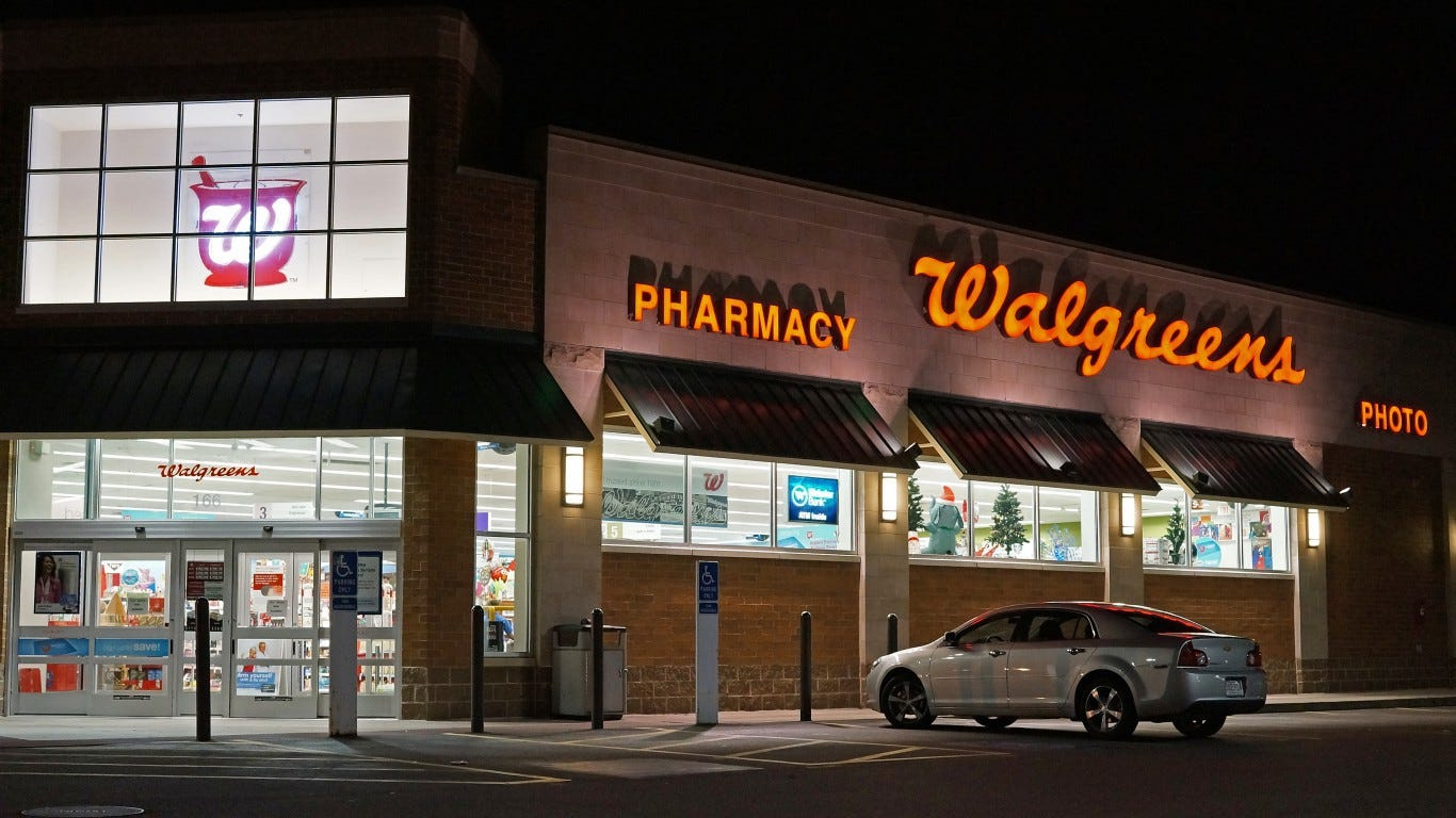 Drugstore chain plans to close 200 stores