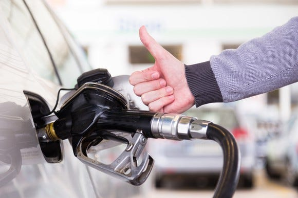 Gas prices to likely drop this fall, AAA says, but beware hurricanes