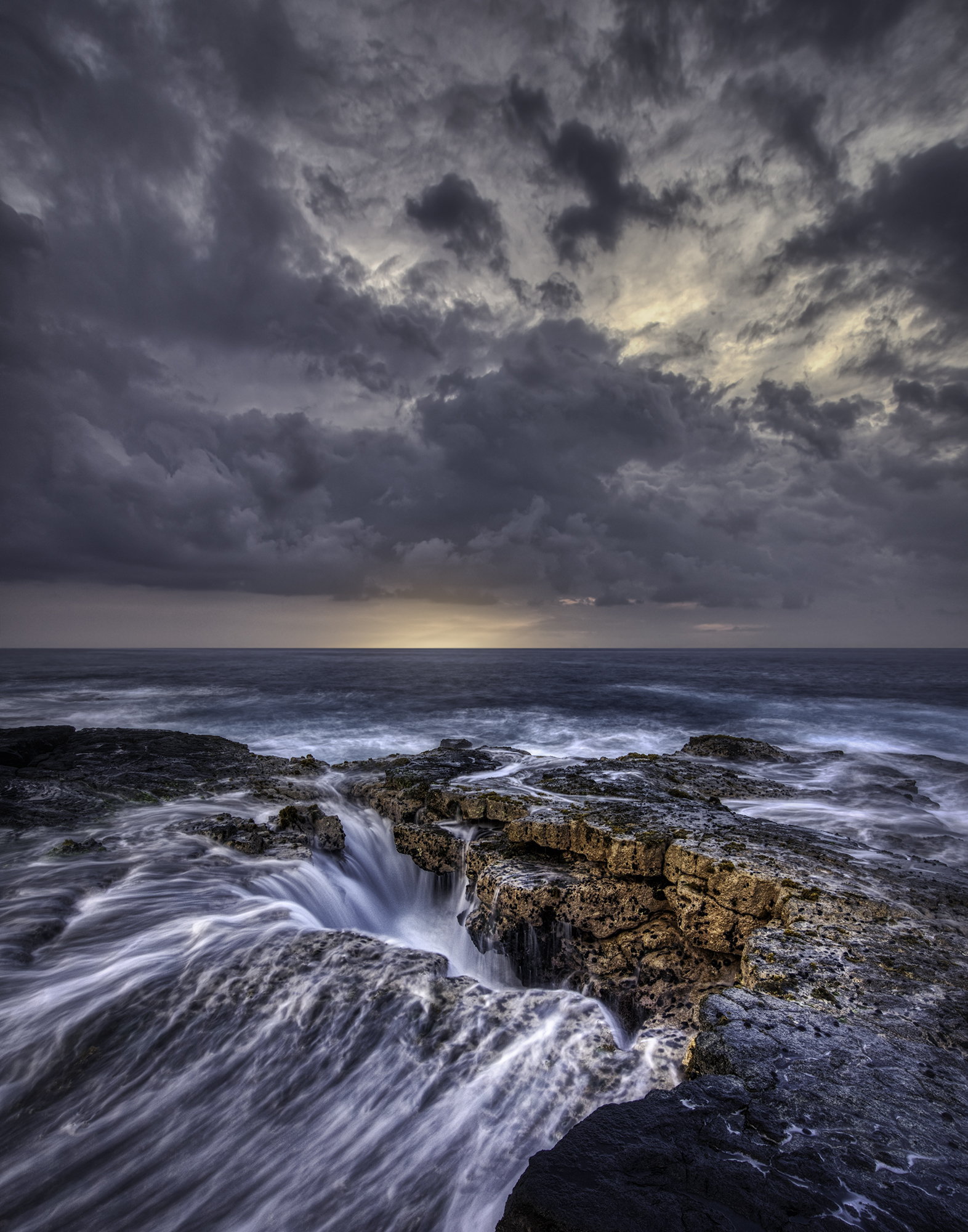 Moody Views of Hawaii's Rugged Beaches by Photographer Jason Wright