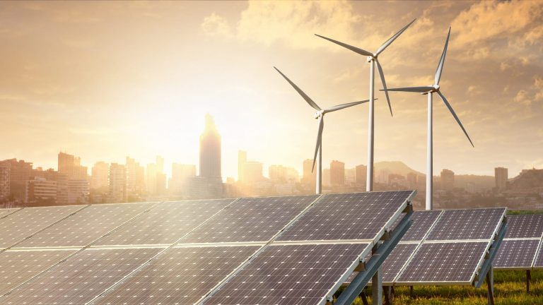 New solar, wind renewable energy projects
