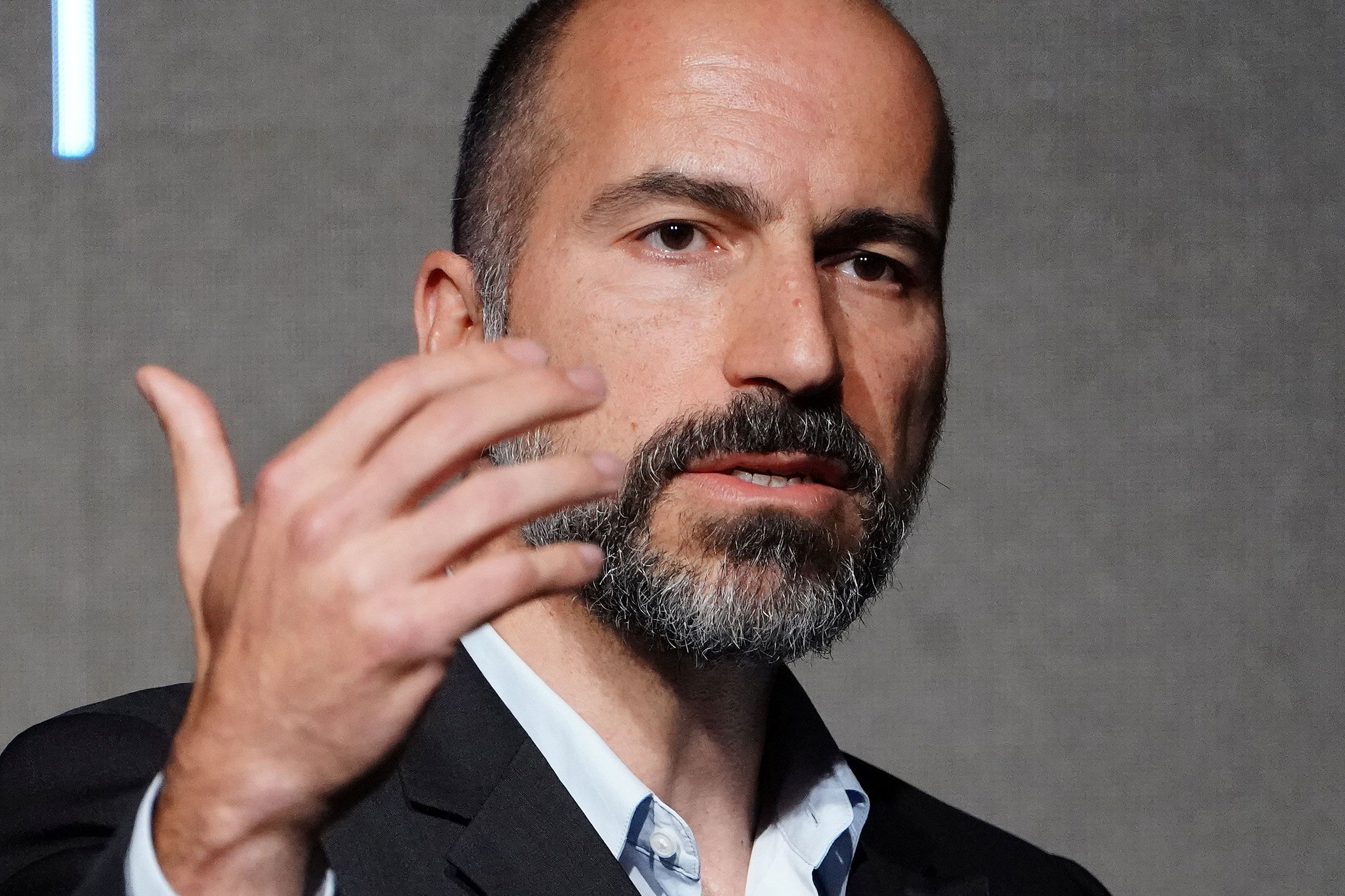 Uber stock hits a new all-time low