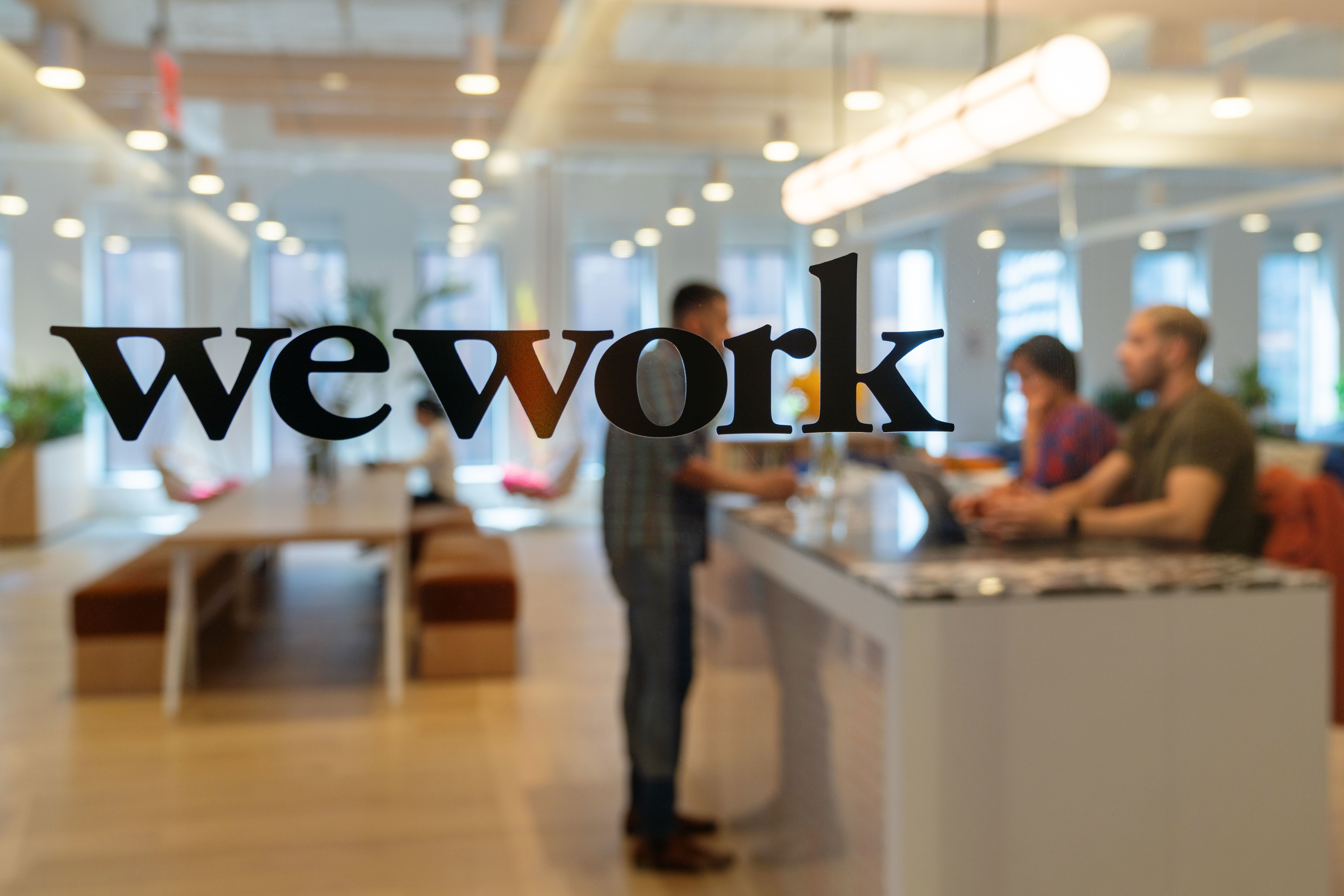WeWork IPO filing sells a romantic vision alongside losses