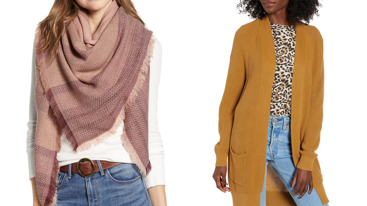 10 fall essentials every woman should always own