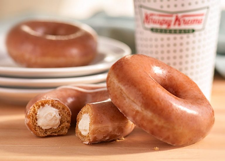 Krispy Kreme pumpkin spice latte, doughnuts return with new items